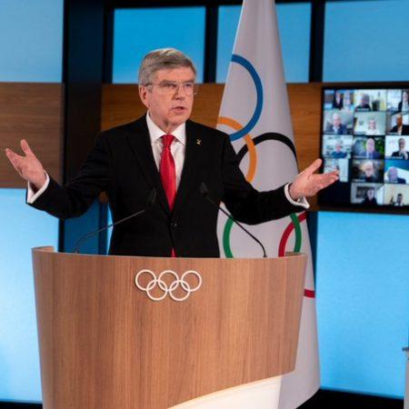 IOC President Thomas Bach: Brisbane to host 2032 Olympics