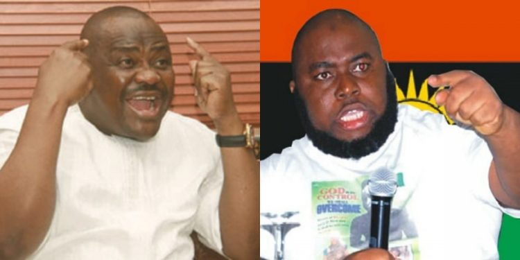 Governor Nyesom Wike and Asari Dokubo: Wike says secessionist  agitations by Dokubo and others will not be allowed in Rivers