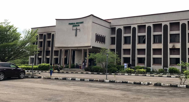 Abakaliki Federal High Court attacked by arsonists