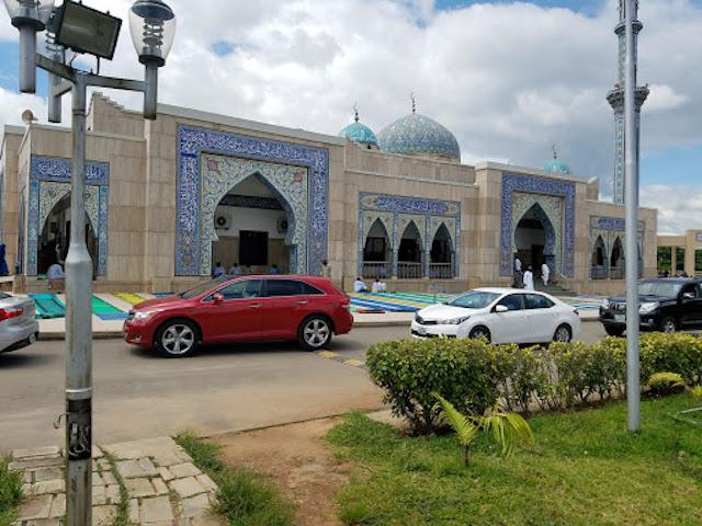 An Noor Mosque Abuja