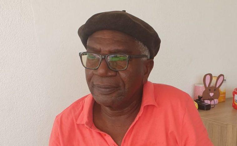 Angolan editor Francisco Rasgado