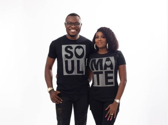 Biola and hubby