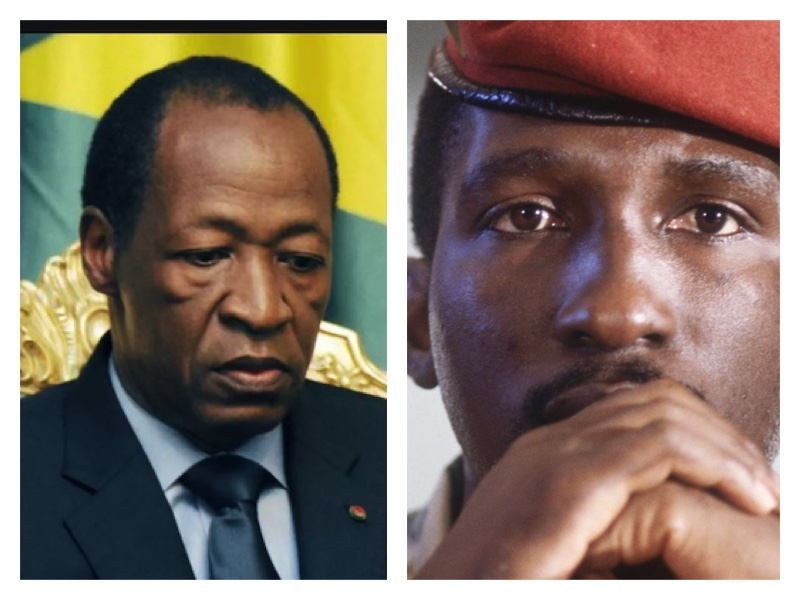 Blaise Compaore charged with murder of Thomas Sankara