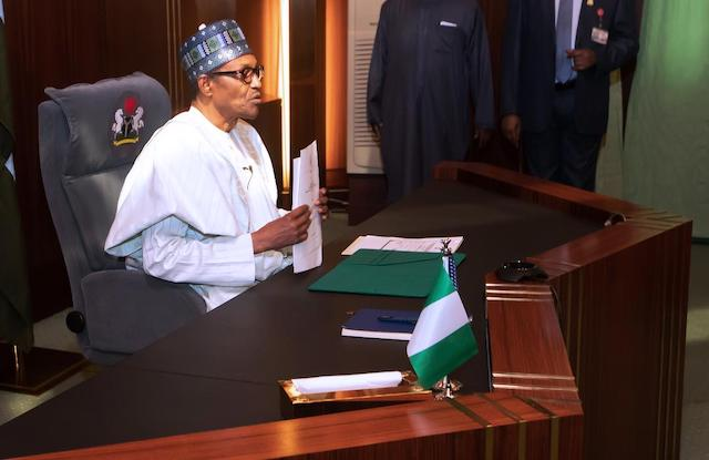 Buhari begs U.S. for help in tackling insecurity