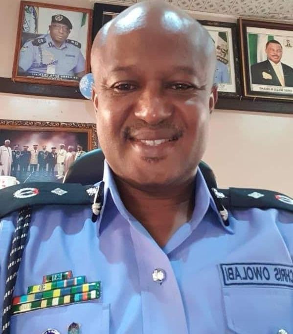 Commissioner Christopher Owolabi