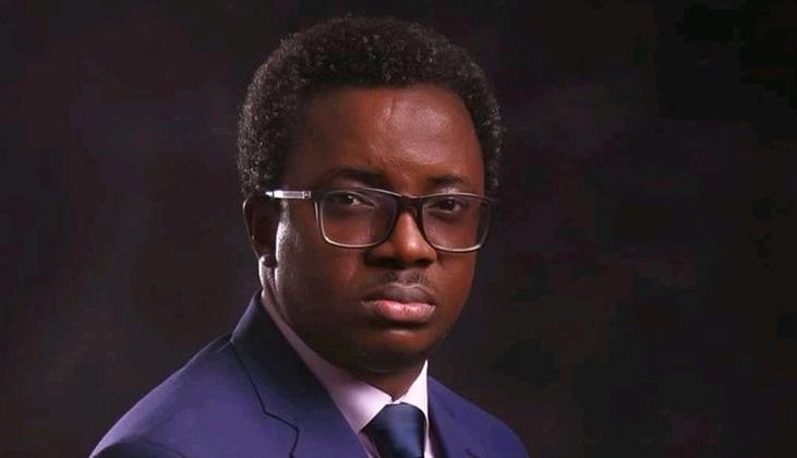 Dr Uyilawa Okhuaihesuyi, president of resident doctors on strike