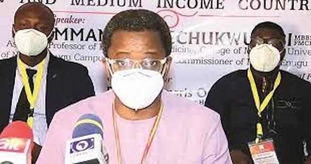 Dr. Uyilawa Okhuaihesuyi, president of NARD: says doctors will begin strike Monday