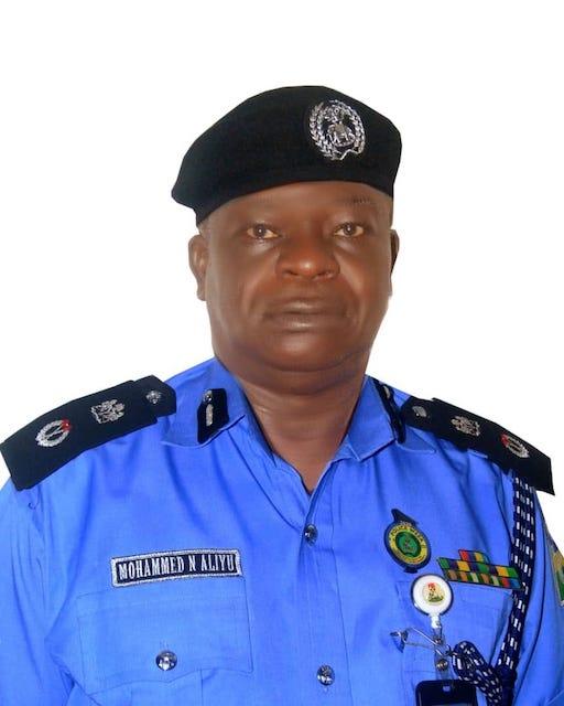 Enugu Police Commissioner Mohammed N. Aliyu