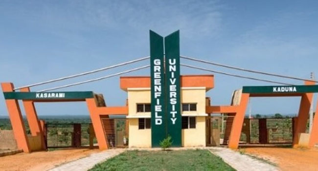 Greenfield University: students abducted by gunmen