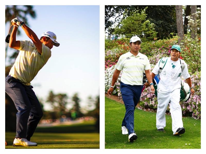 Japanese golfer Hideki Matsuyama makes history at the Masters