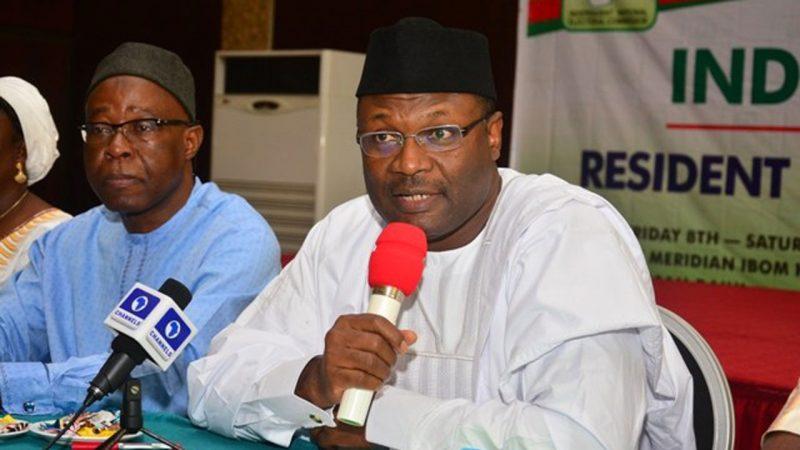 Mahmood-Yakubu INEC chair
