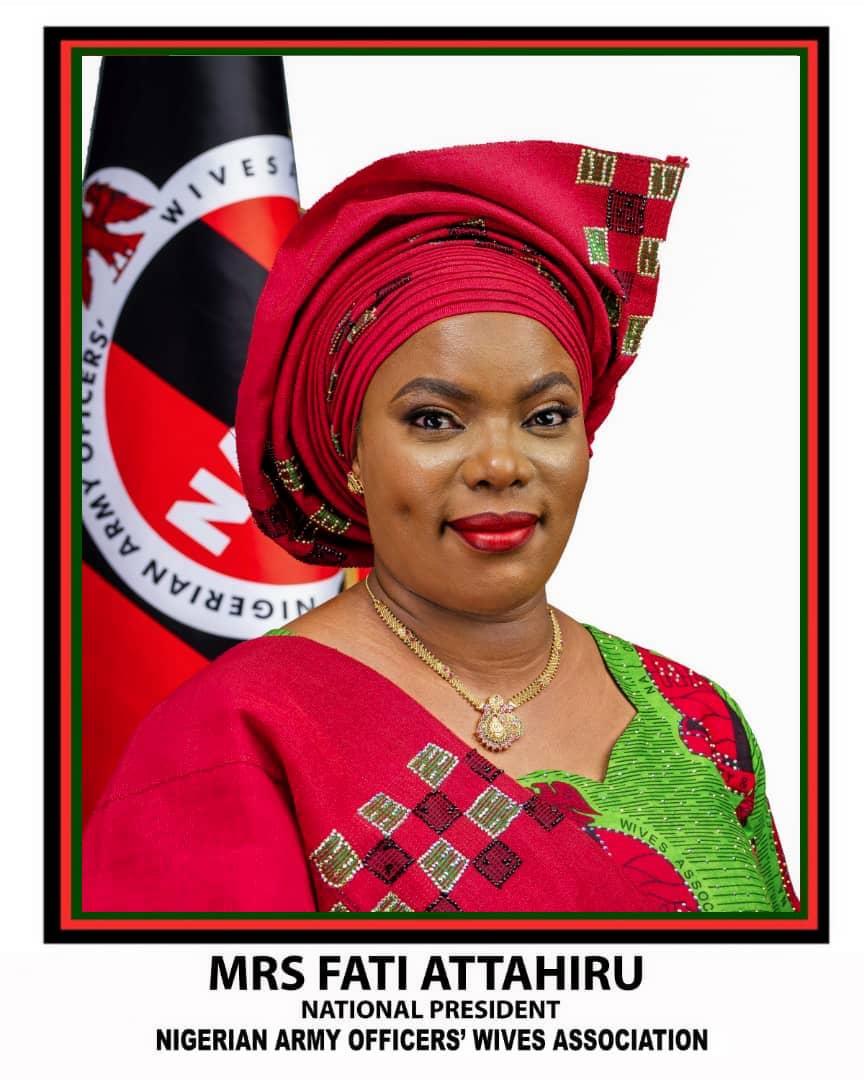 Mrs Fati-Attahiru