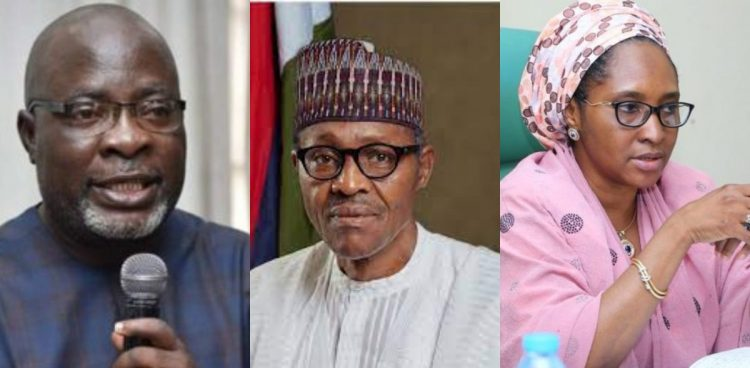 Ologbondiyan, Buhari, Zainab: PDP asks the president to sack minister