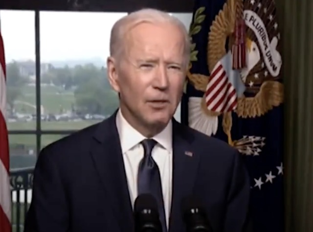 President Joe Biden increases cap on refugees to 62,500