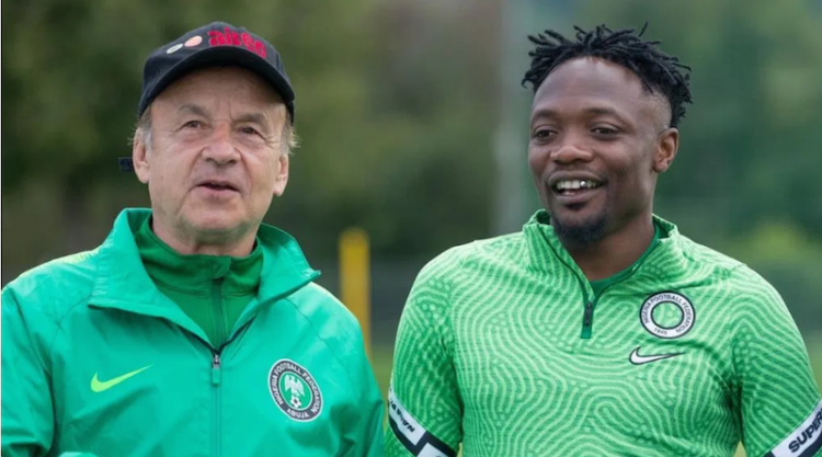 Gernot Rohr picks  Ahmed Musa for Vienna friendly with Cameroon