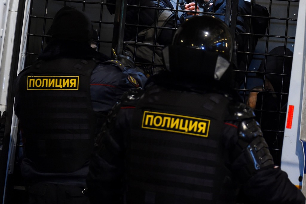Russia detains Ukraine's consulate general for 'spying'