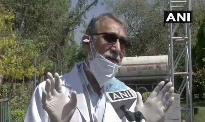 SL Gupta explains the oxygen crisis