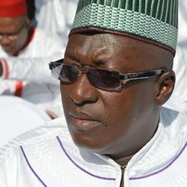 Sidie Mohamed Tunis Speaker of ECOWAS Parliament