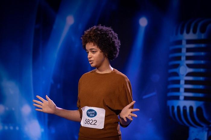 Nigerian Idol audition