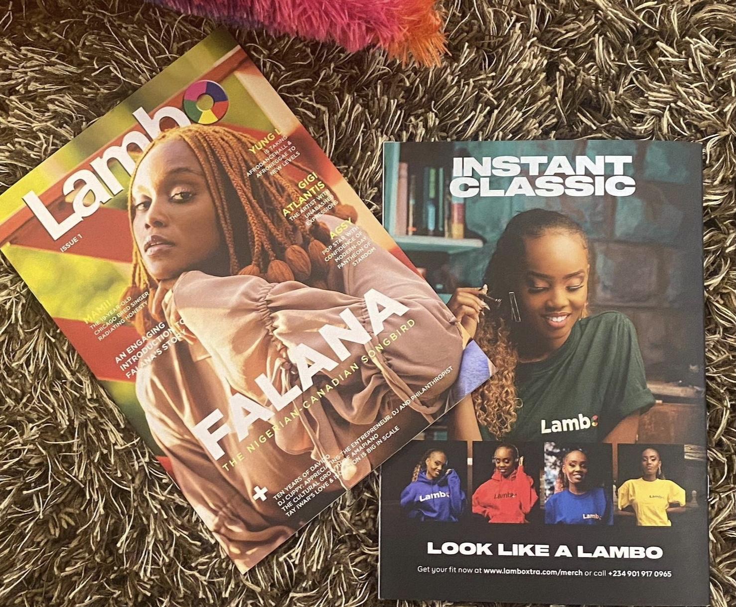 Lambo Magazine 2021 Issue