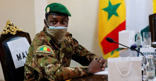 Assimi Goita Mali junta leader