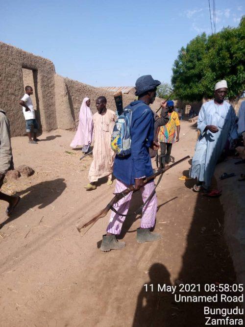 Bandits attack Zamfara 1