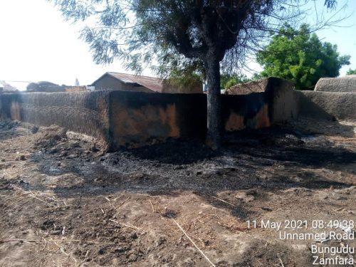Bandits invade Kaduna village