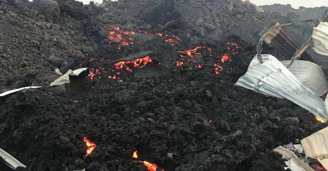 Congo volcanic eruption spares city of Goma, airport