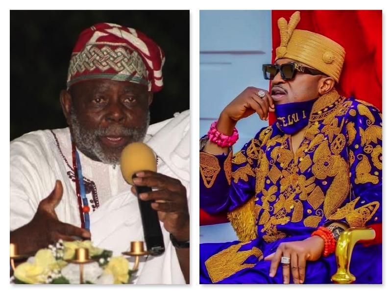 Elebuibon and Oluwo of Iwo