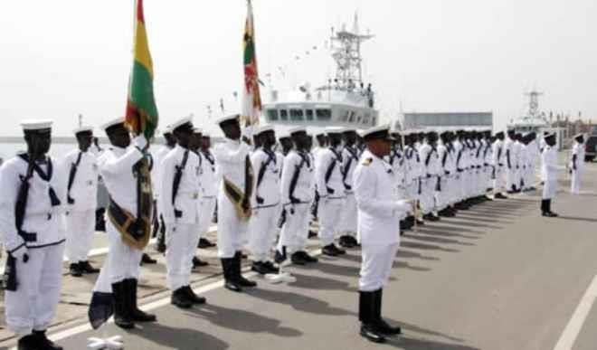 Nigerian Navy recruits 2