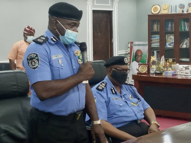 Osun Police commissioner Olowale Olokode bans public protests