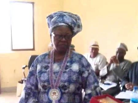 Professor Felicia Adebola Adedoyin