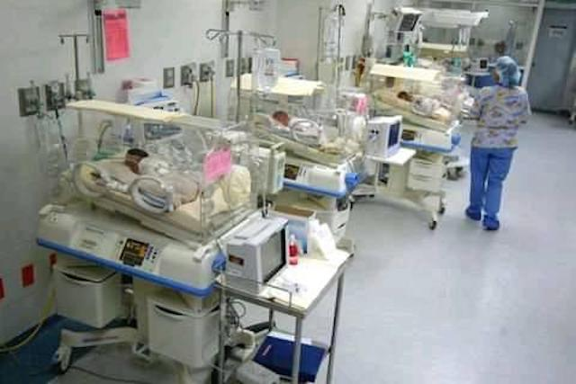 The babies kept in incubators in Morocco