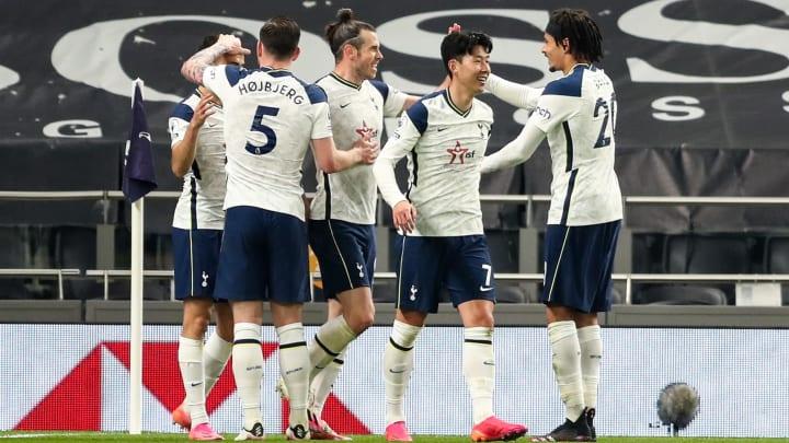 Bale's hat-trick help Spurs sink Sheffield