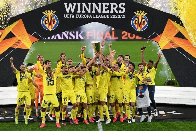 Villarreal are Europa League Champions