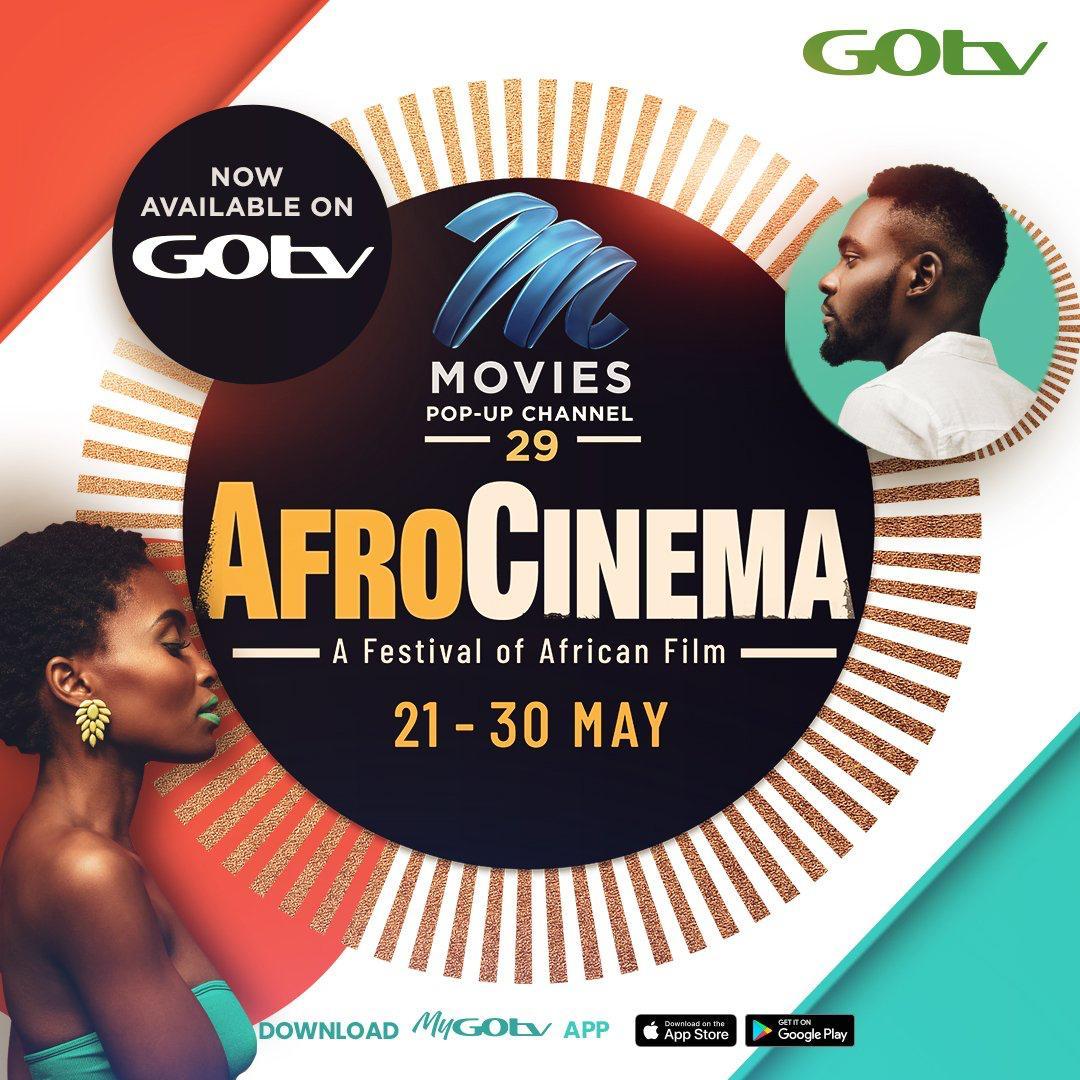 M-Net Movies Afro-Cinema