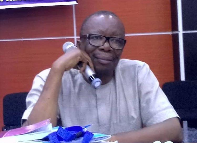 Prof. Osodeke ASUU President