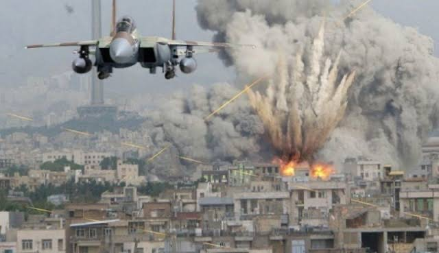 Israel again hits Gaza with retaliatory airstrikes