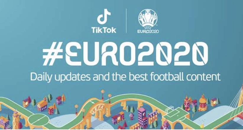 EURO 2020: TikTok