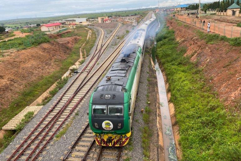 Abuja- Kaduna train