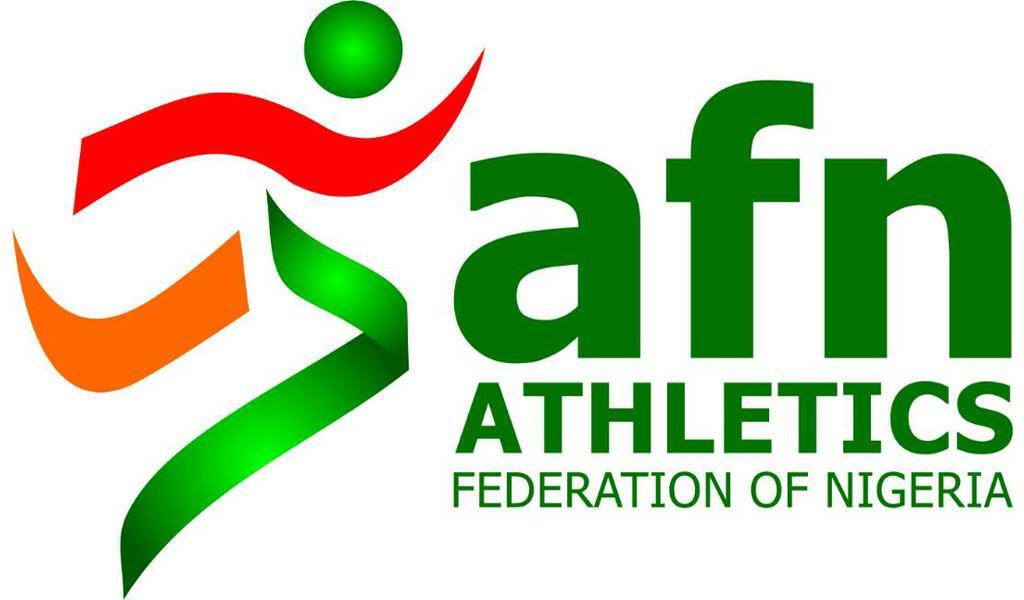 Athletics Federation of Nigeria (AFN) logo