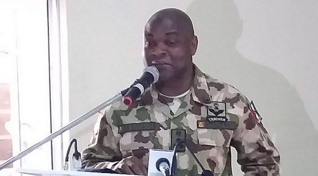 Brig. General Eyitayo