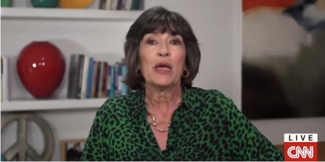 Christiane Amanpour says she is being treated for ovarian cancer