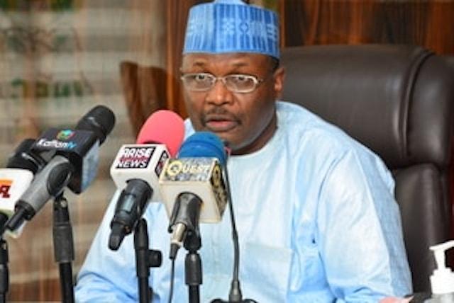 INEC Chairman Yakubu
