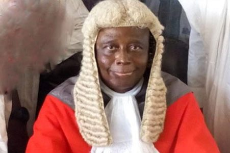 Justice Nura Sagir