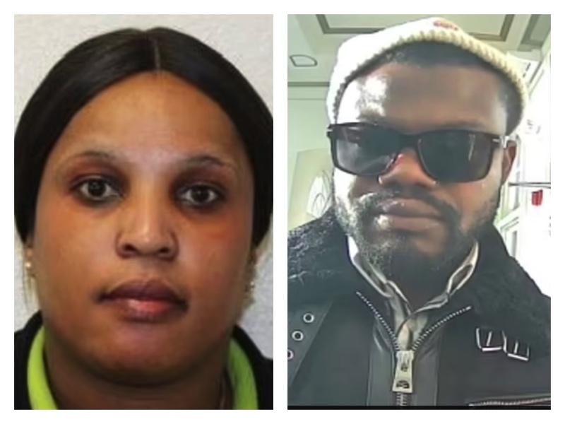 Kenyan Florence Musau and Nigerian Arome Okuo