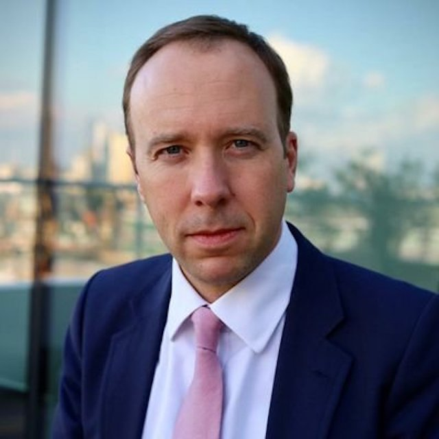 Matt Hancock resigns as health minister