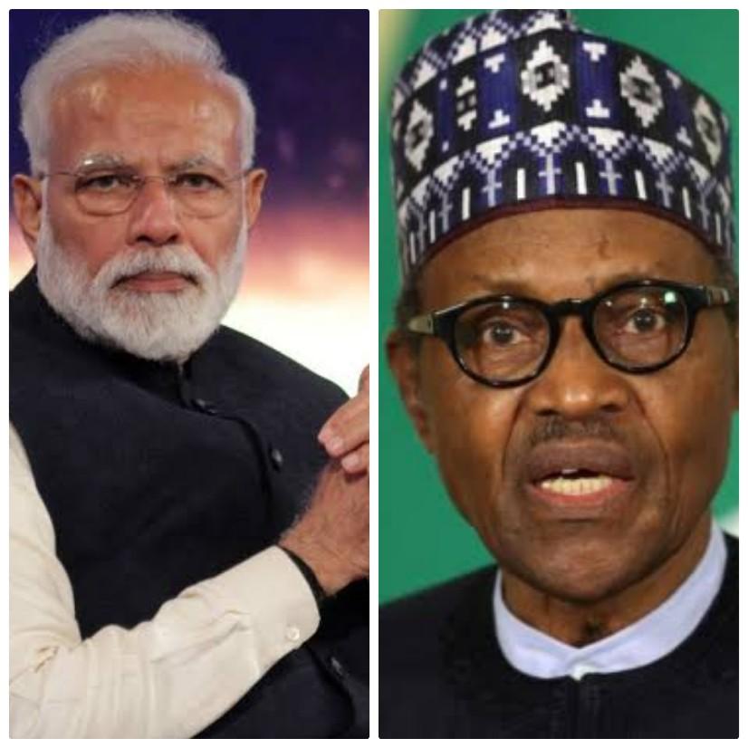 Modi and Buhari