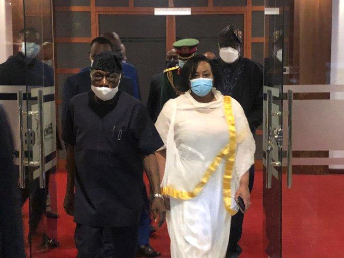 Obasanjo in Ethiopia on Thursday