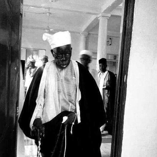 Oludofian Oba Zubair Agboola Adeyeye